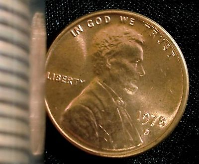 1978-D LINCOLN LINCOLN MEMORIAL CENT #2