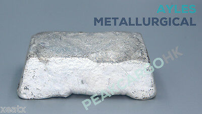 Magnesium Metal Mg Element Rough Ingots Bars 99% Purity 9oz. AYLES