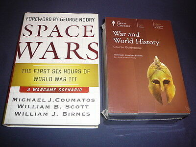 Teaching Co Great Courses  CDs        WAR and WORLD HISTORY       newest + BONUS