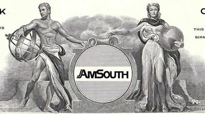 AMSOUTH BANCORP - ATLAS, ISHTAR and the EASTER BUNNY !
