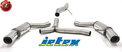 Audi A5 Coupe 8T 2.7/3.0TDI Stainless Steel Jetex Exhaust System 48DH71R 06 On