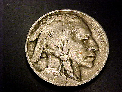 FREE SHIPPING RARE 1913 P TYPE 1 INDIAN Buffalo Nickel VF-XF BUY IT NOW OR OFFER