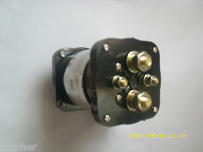 HEAVY DUTY SOLENOID Reversing 36V volts EZGO club car White ... on