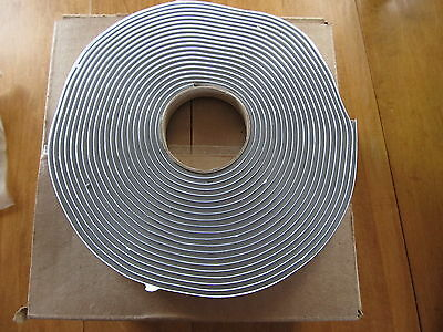 "GSI Grain Bin S-4458 Caulk 1/8"" x 1/4"" x 24 ft. roll - BOX of 10 Rolls"