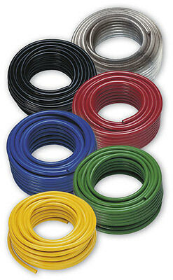 8mm x 6mm Polyurethane Tube / 5 Colours available Cut to Length in Metres