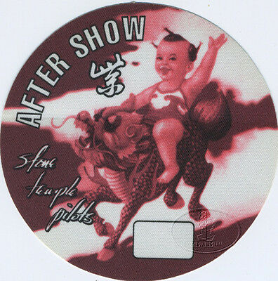 STONE TEMPLE PILOTS 1994 Backstage Pass ASO