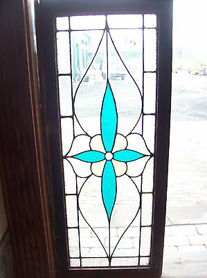 Textured stained glass petals in center w/ jewel (SG 1204)