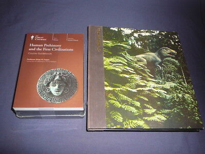 Teaching Co Great Courses CDs     HUMAN  PREHISTORY First Civilizations  + BONUS