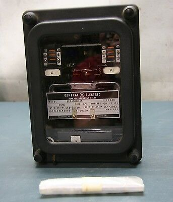 GE 4/8 Amperes Time Overcurrent Relay 12IAC66B4A