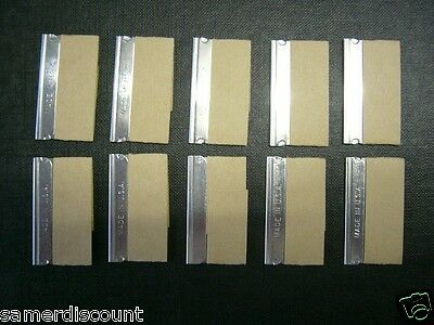 Single Edge Razor Blades 100 Pack, easy to use, new
