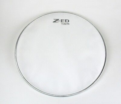 Z-ED Twin Ply Mesh Drum Head Skin For Practice & Silent Play & Electronic Kits