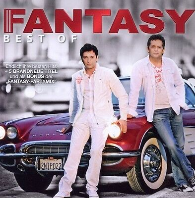 Fantasy - Best Of-10 Jahre Fantasy  Cd 22 Tracks Neu