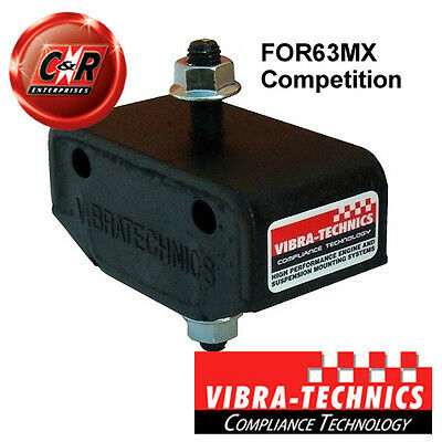Ford Fiesta MK1 Vibra Technics Transmission Mount - Competition FOR63MX