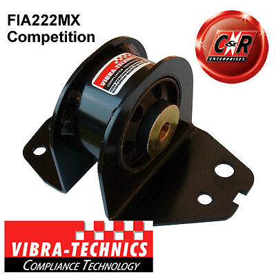 Fiat 20v Coupe Vibra Technics RH Front Engine Mount - Competition FIA222MX