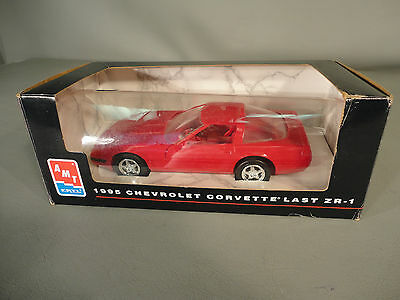 Model Car - 1995 Chevrolet Corvette Last ZR-1 - Torch Red