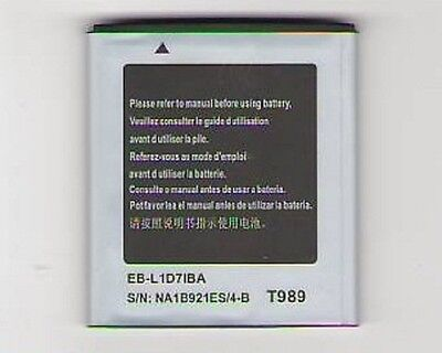 LOT 2 NEW BATTERY FOR SAMSUNG T989 GALAXY S 2 S2 SGH i727 SKYROCKET AT&T