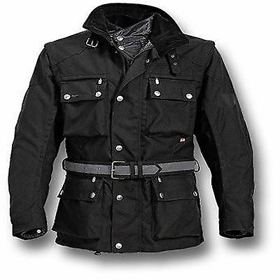 Men's Biker Motorbike Motorcycle Waterproof Jacket