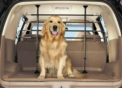 WeatherTech DELUXE Vehicle Auto Car Pet Dog Barrier Fence Cage SUV Wagon Van