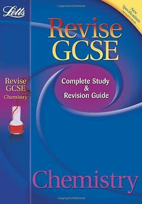 Letts Revise GCSE - Chemistry: Complete Study and Revision Guide-Emma Poole