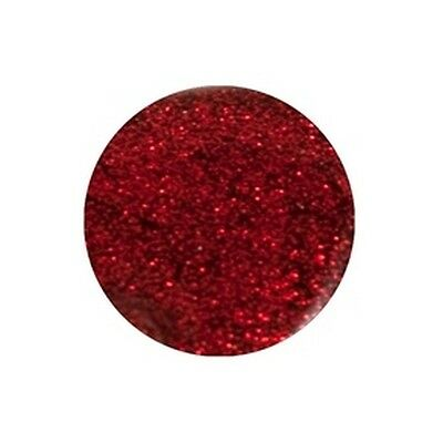 MILANI Specialty Nail Lacquer One Coat Glitter-MLMSN521 Red Sparkle