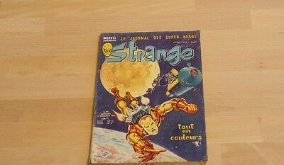 * Strange N° 96 * 5 Decembre 1977 * Marvel * Daredevil - Iron Man - Spiderman