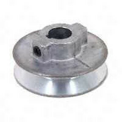 """Chicago Die Cast Single V Grooved Pulley A Belt w 2-1//2/"""" Dia X 1//2/"""" Bore Bulk"""