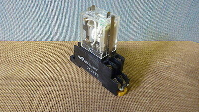 Omron MY2N Relay Coil 24VDC with base 7A 250V (6679)
