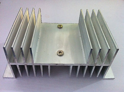 New Heat Sink for Solid State Relay SSR Up To 60A