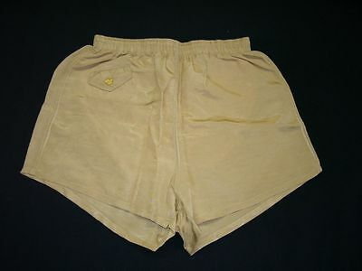 VTG 1950's Men's Swim/Bathing Suit Cooper Sportswear Button Flap Pocket Sz 30