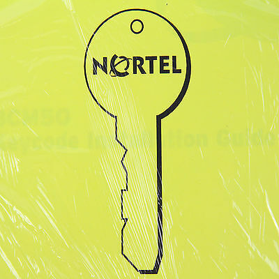 Nortel BCM 50 Voice Messaging 8 Seat Authorization Code NTKC0205 Keycode License