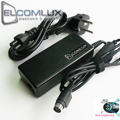 NEU Laptop Adapter Netzteil f. TFT Display & LCD TV 12V 5A 60W 4 Pin