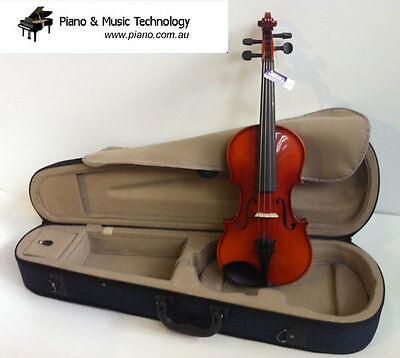 Suzuki Nagoya Violin:: 3/4 Size :: Made in Japan :: With Case and Bow