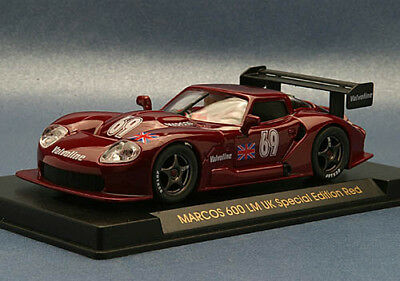 Fly Marcos E 21 Uk 1 32 Slot Car All Marcos On Sale