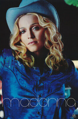 Poster : Music : Madonna - Cowboy Hat  -  Free Shipping ! #9044 Rp67 P