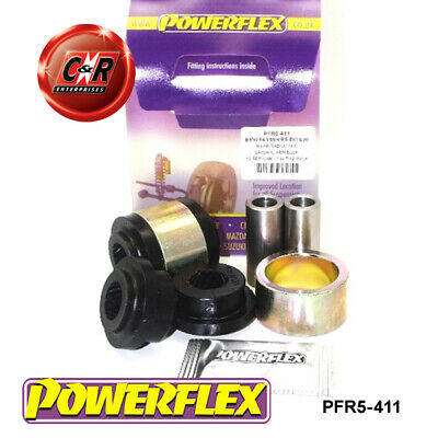 BMW E92 3 Series Coupe 05on Powerflex Rr Up Control Arm To Chassis Bush PFR5-411