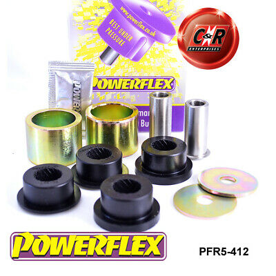 BMW E93 3 Series Cab 05on Powerflex Rear Upper Control Arm To Hub Bush PFR5-412