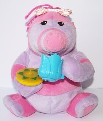 """Fisher Price 10"""" Soft Plush Talking Singing Musical Interactive Fimbles Baby Pom"""