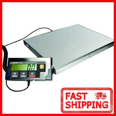 SALE ! Jennings JShip 332lb 150Kg Platform Scale Digital Parcel postal weighting
