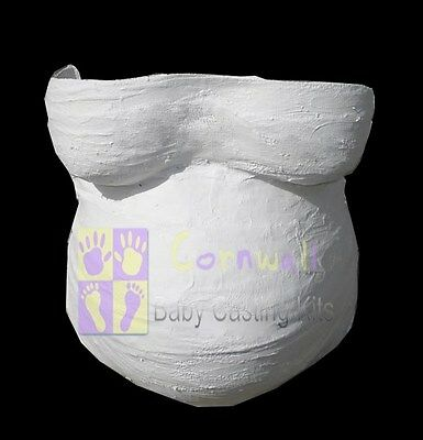 MATERNITY 3D/  BABY / PREGNANT BELLY CASTING KIT Baby Shower Gift