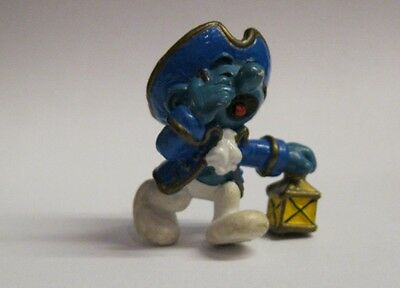 smurf sclumpf  PUFFO STORICO PAUL REVERE N. CAT. 20501