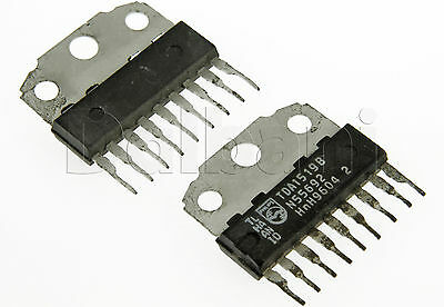 TDA1519B Original Pulled Philips Integrated Circuit TDA1519B