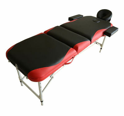 Light Weight Portable Massage Table Beauty Therapy Couch Bed Spa Tattoo Aluminum