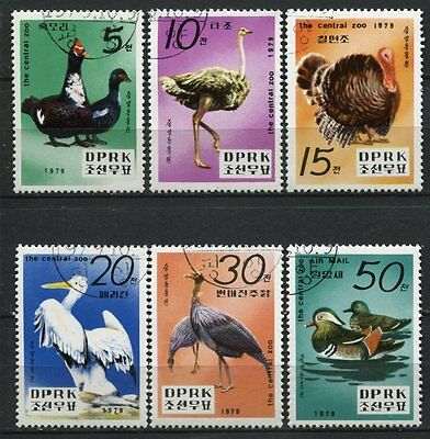 Lot Timbres Thematique Theme Oiseaux