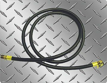 Coats tire machine / changer inflation hose and air chuck assy
