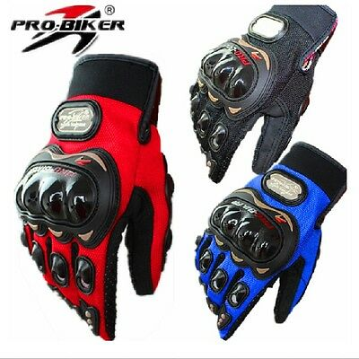 Bike Bicycle Motorcycle Racing Riding Driving Protective Gloves Mittens M-XXL