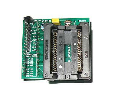 PSOP44 to DIP32 ADAPTER 29F800 28F800 29LV800 | GQ-3X | GQ-4X | ADP-019 V1.0