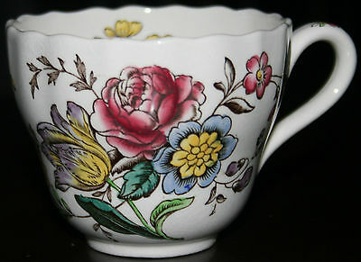 "COPELAND SPODE ""GAINSBOROUGH"" DEMITASSE Tea CUP made in England"