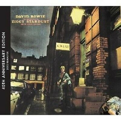 "David Bowie ""The Rise And Fall Of Ziggy Stardust""  Cd Neu"
