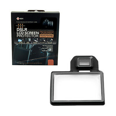 GGS III PRO Glass LCD Screen Protector for Canon 550D Rebel T2i camera, NEW, USA