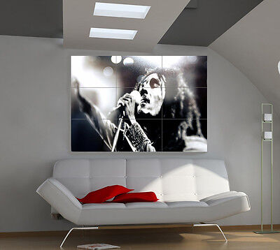 "Bob Marley Giant Wall Poster Big Art Print 39""x57""a507"